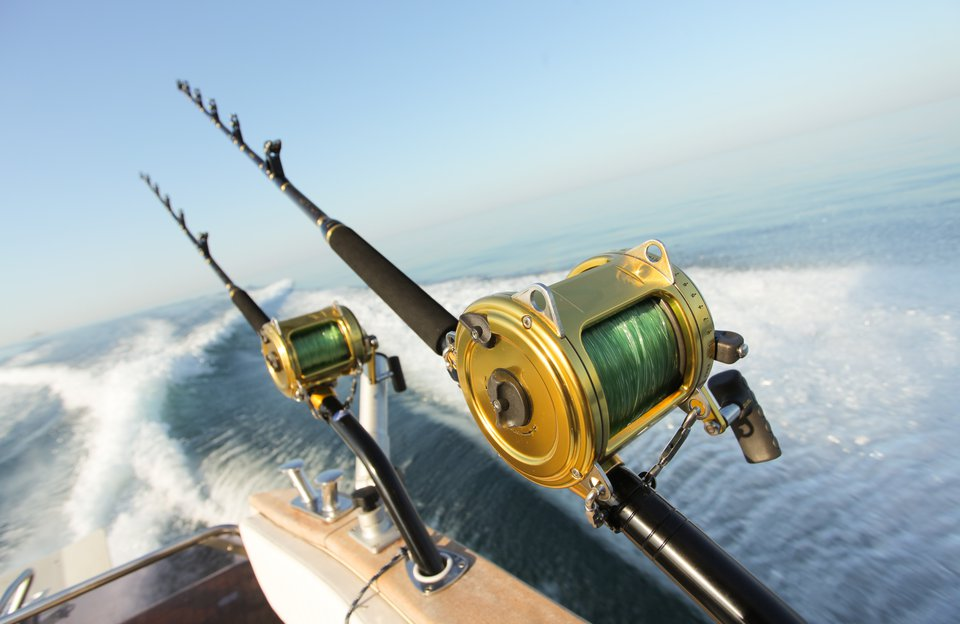 Deep Sea Fishing Charter in Maui