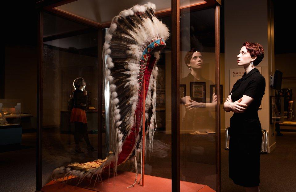 Blackfoot Tribe Experience @ Glenbow Museum