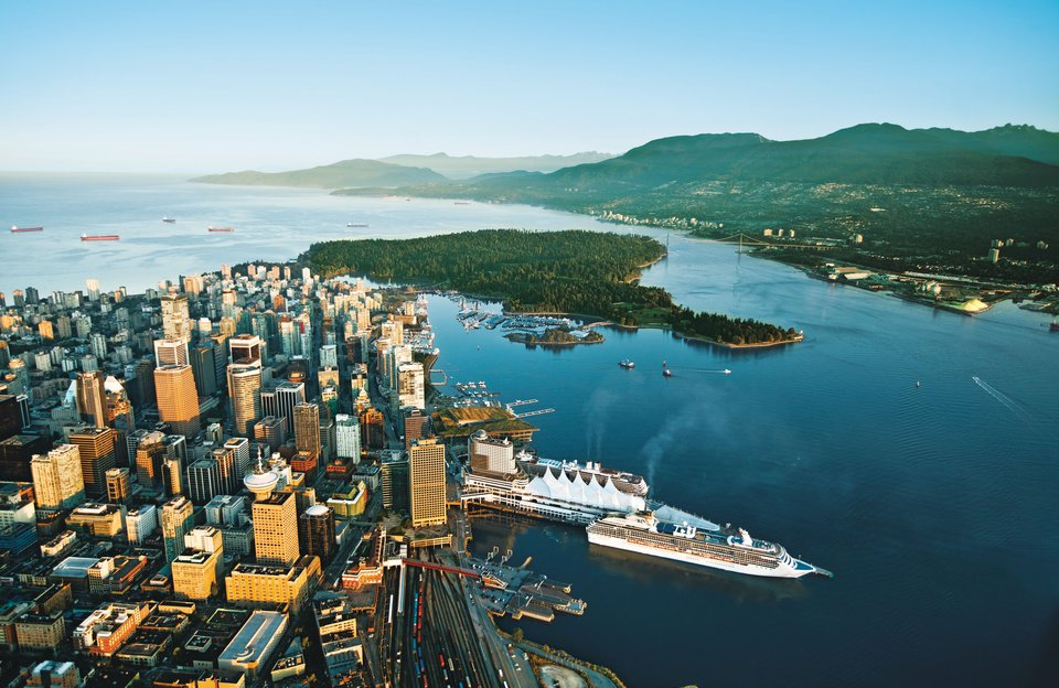 Vancouver to Victoria: A Canadian Family Adventure