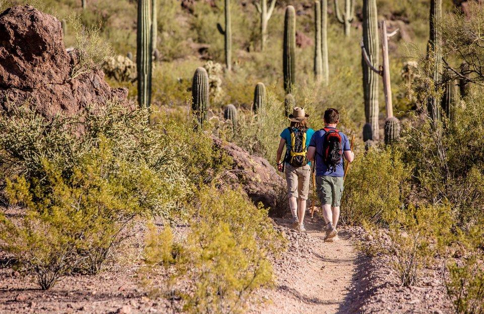 Full-Day Bike & Hike Exploration