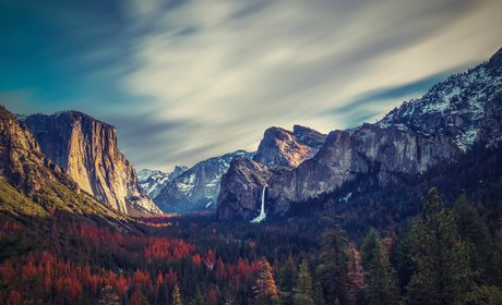 * Full-Day Yosemite National Park Tour