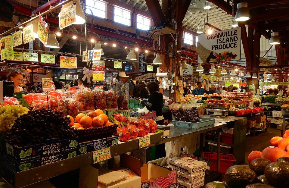 Vancouver Bike & Market Tasting Tour