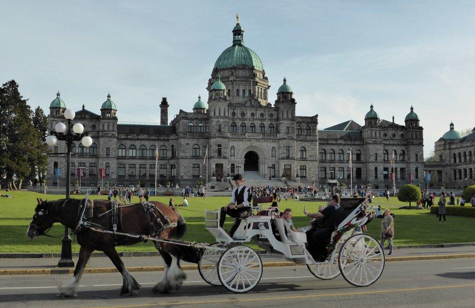 Historical Tour of Victoria