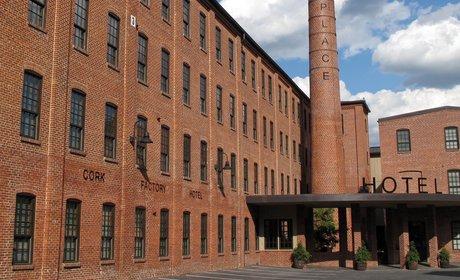Cork Factory Hotel