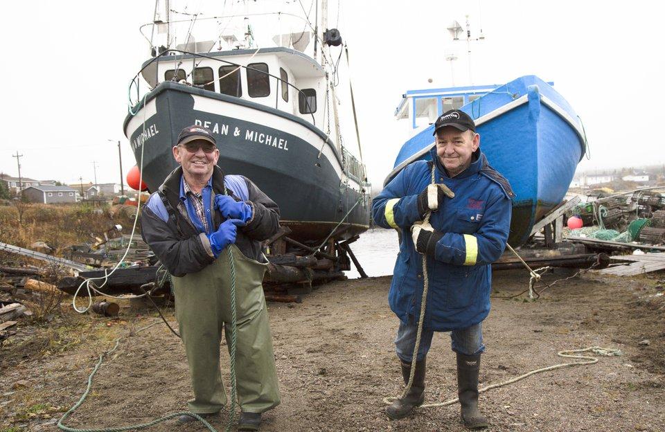 At World's End, Newfoundland and Labrador