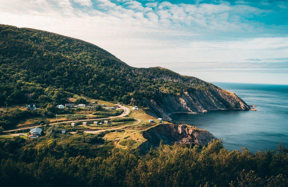 Cape Breton Island, Golfer's Paradise