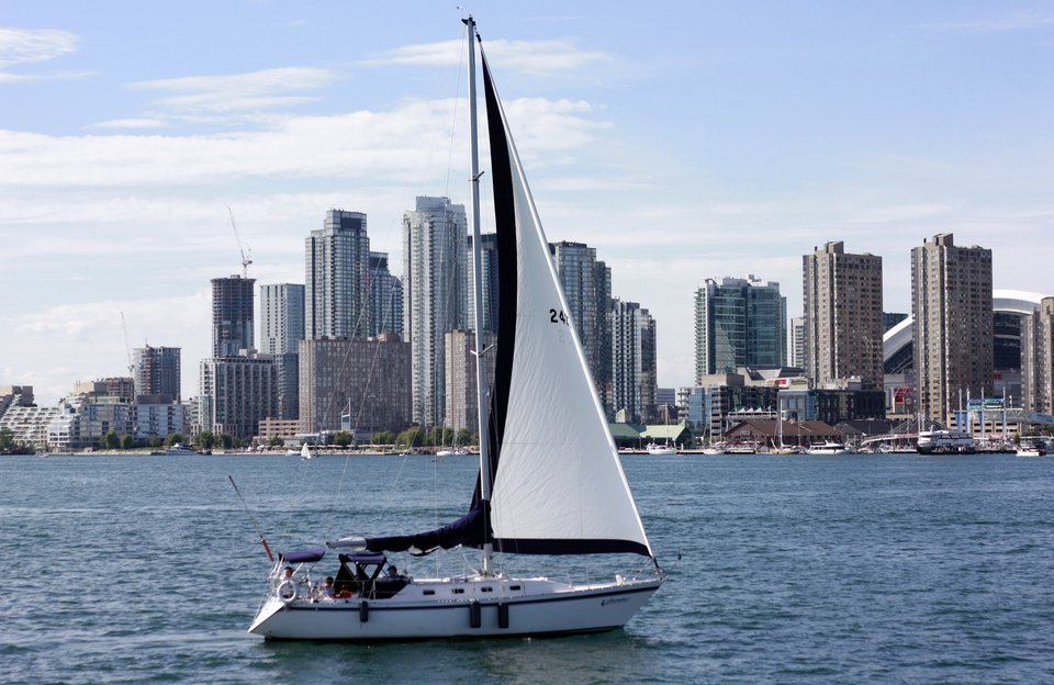 Private Full-Day Sailing Charter