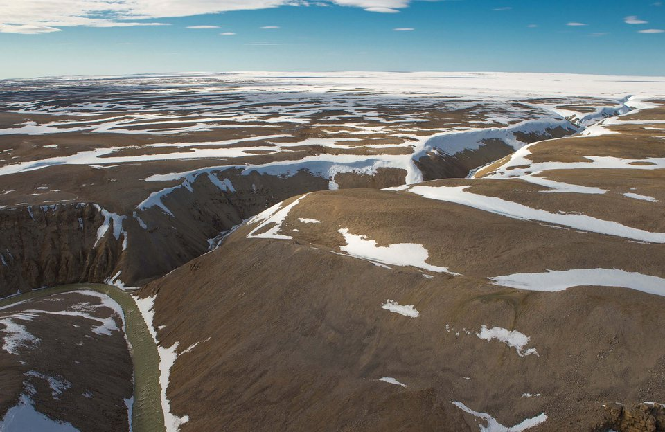 Into the Wilds of the Great Canadian Arctic