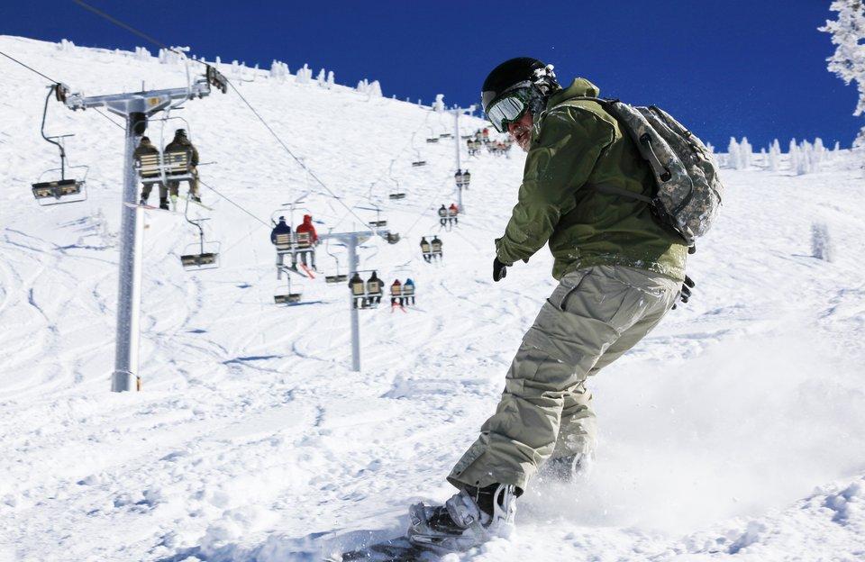 Deer Valley/Alta/Snowbird IKON Pass Ski Lift Tickets