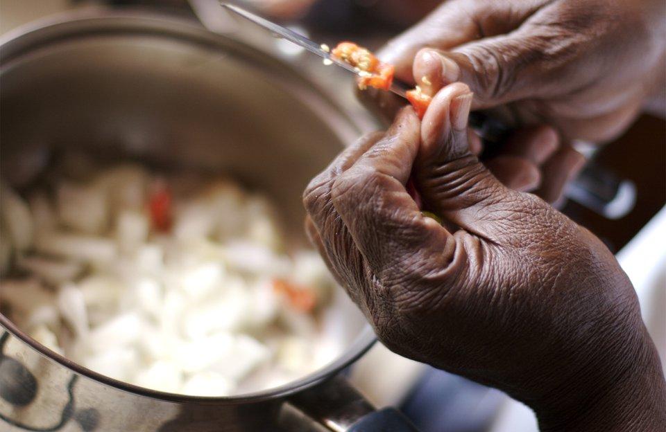 Saturday Market Tour & Caribbean Cooking Class