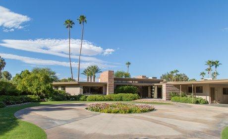 Frank Sinatra's Villa