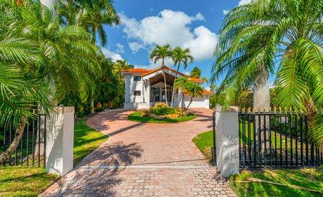 Villa Miami Beach Island