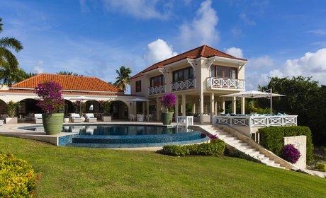 Blue Pelican Villa