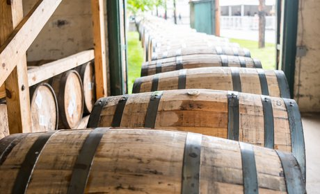 A Weekend in Bourbon Country