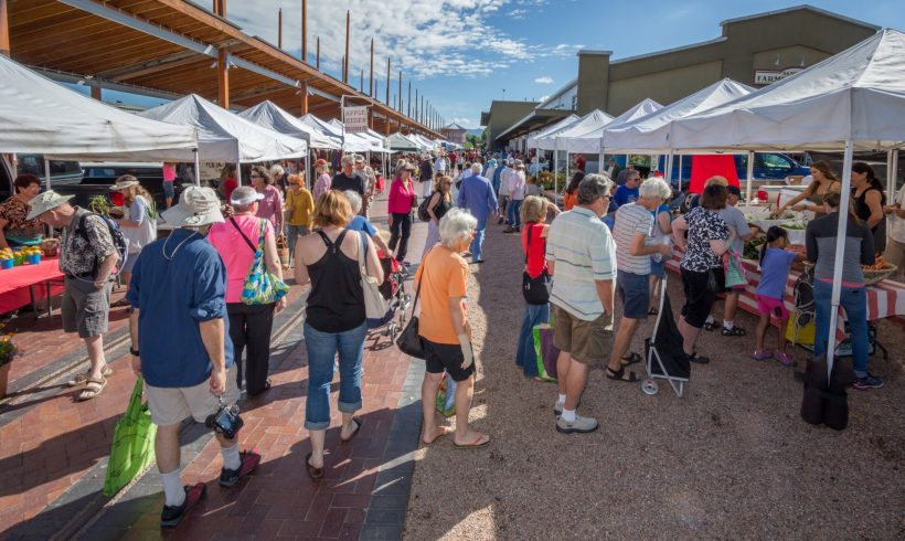 Love Letter to the Farmers' Market