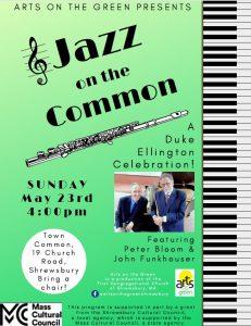 Jazz on the Common: A Duke Ellington Celebration