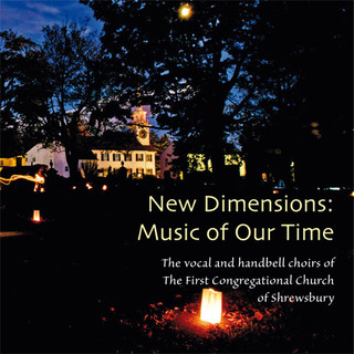 New Dimensions: Music of Our Time album cover