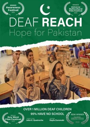 Deaf Reach: Hope for Pakistan