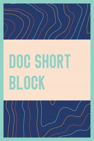 DOCUMENTARY SHORT BLOCK