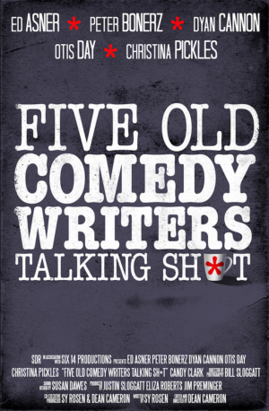 Five Old Comedy Writers Talking Sh*t