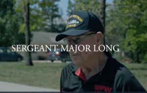 Sergeant Major Long