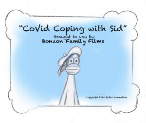 Covid Coping With Sid The Seagull