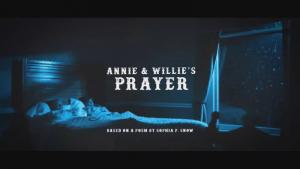 Anne and Willie's Prayer