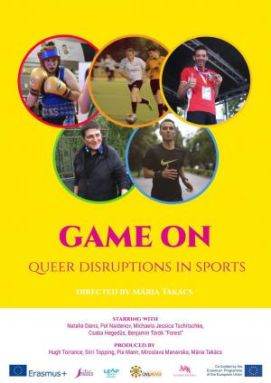 GAME ON: QUEER DISRUPTIONS IN SPORTS