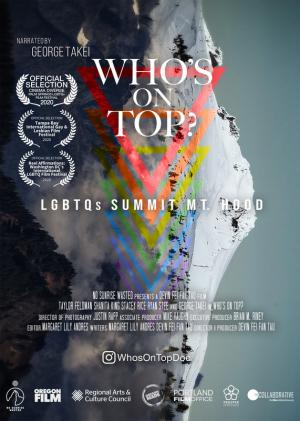WHO'S ON TOP? LGBTQS SUMMIT MOUNT HOOD