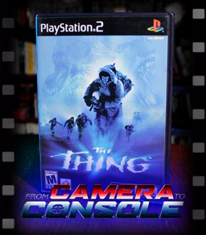 From Camera To Console: The Thing