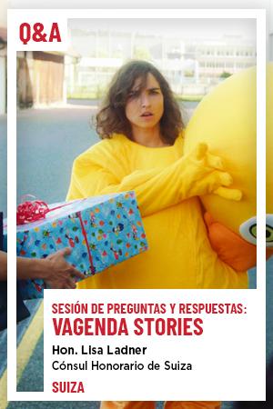 16 de julio: Q&A - Vagenda Stories