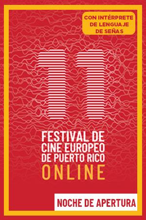 14 de julio: Apertura - Festival de Cine Europeo 2020