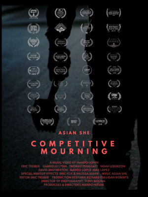 Asian She - Competitive Mourning