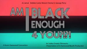 Am I Black Enough 4 You?!?!