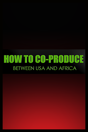 Africa: How to Co-produce between USA and Africa.