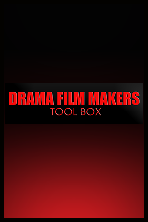 Drama: The Filmmakers Toolbox in Maintaining  a Healthy Mental State.