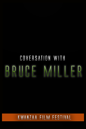 Conversations with Bruce Miller