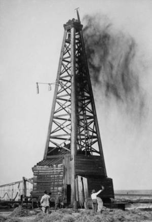 """Tal Jones: """"A Black Oil Legacy"""""""