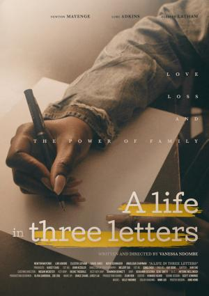 A Life in Three Letters
