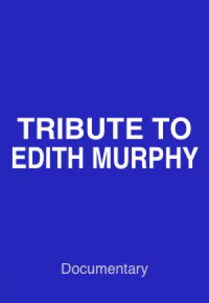 Tribute to Edith Murphy and Netflix about the Rudy Ray Moore project
