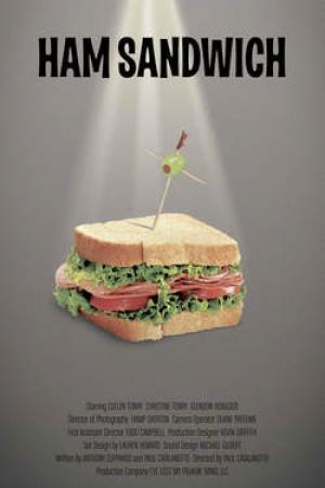 THE HAM SANDWICH