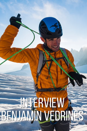Bonus - Interview de Benjamin Védrines