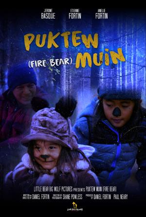 Puktew Muin (Fire Bear)