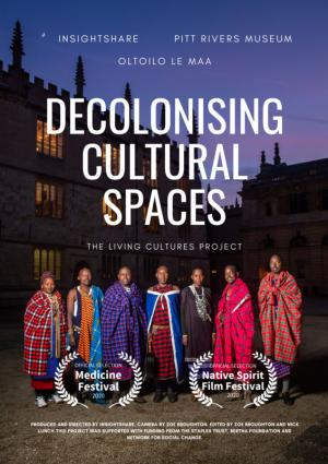 Decolonising Cultural Spaces: Living Cultures Project