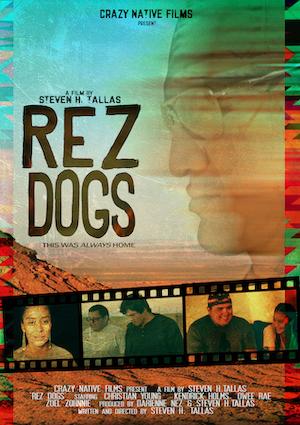 Rez Dogs  — 24hr view +Live Panel 18 Oct 7pm GMT fb.watch/1cgYO51mTR/