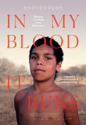In My Blood It Runs +Panel