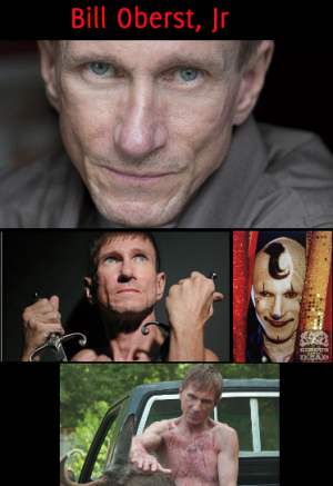 Bill Oberst jr