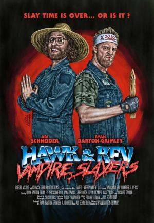 Hawk and Rev: Vampire Slayers