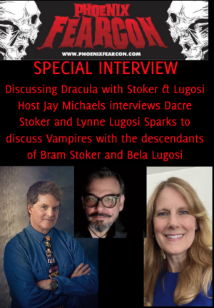Discussing Dracula with Stoker & Lugosi