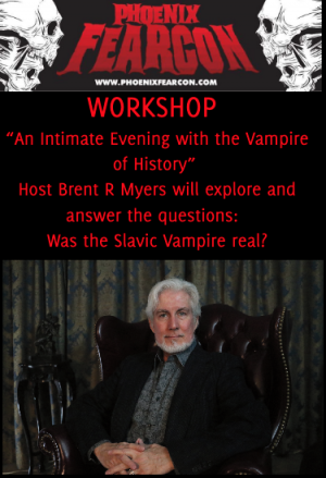 An Intimate Evening With the Vampire of History